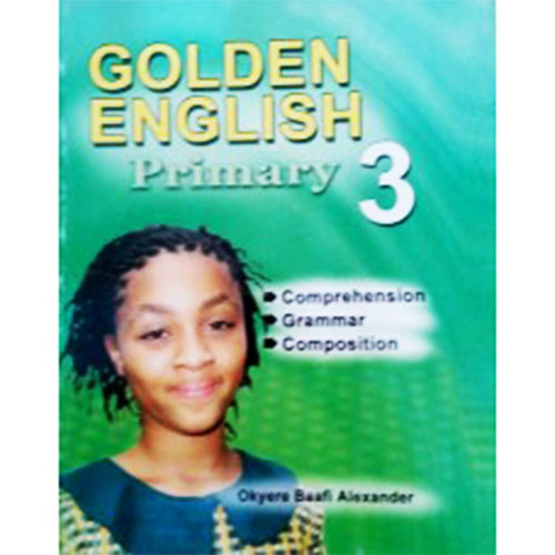 GOLDEN ENGLISH 3